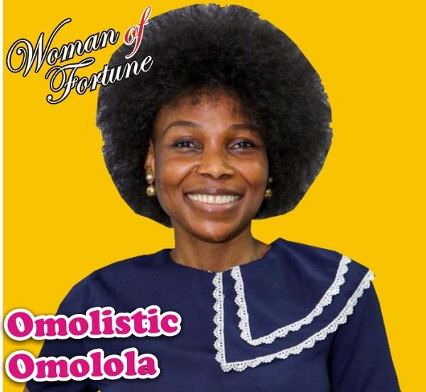 Omolistic Omolola