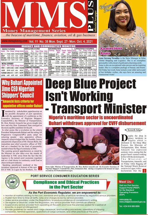 MMS Plus Newspaper Vol 11, No 38