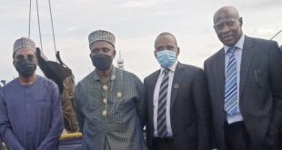 Amaechi Flags-Off Wreck Removal