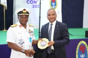 Jamoh Harps On Synergy In Fight Against Maritime Crimes