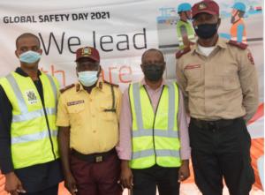 APM Terminals Apapa Sensitizes Truck Drivers, Provides Over 1000 PPE