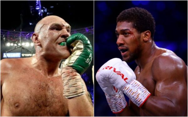 Joshua ready to battle with Fury, accuses Gypsy Kings of always pulling out of fights