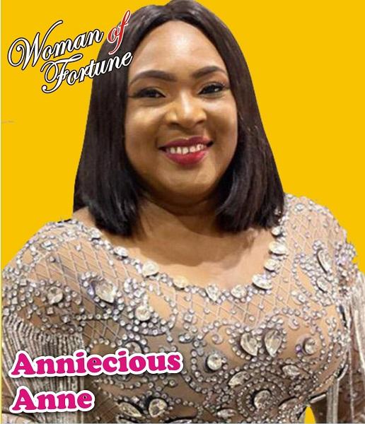 Anniecious Anne