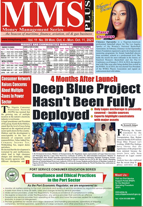 MMS Plus Newspaper Vol 11, No 39