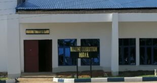 Saraki Commissions Margaret Orakwusi Block At MAN Oron