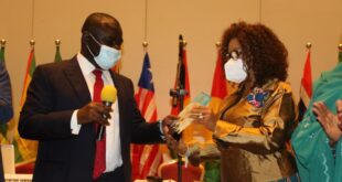 Usoro Bags Abuja MoU Merit Award