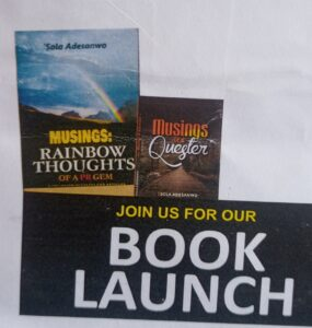 Former NIMASA DG Dosunmu, Others Converge As Adesanwo Launches Two Books