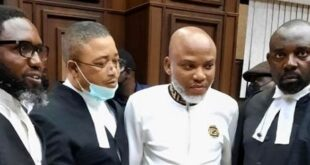 Nnamdi Kanu's trial: NBA, Ohanaeze, others attack FG as DSS bars lawyers, journalists
