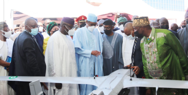 Maritime Security: President Buhari Assures Deep Blue Project On Course