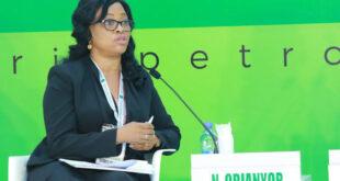 MAN Oron Honours Nigeria's Registrar of Ships, Nneka Obianyor